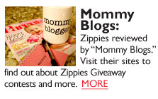 Mommy Blog Says